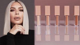 Kim Kardashian CALLED OUT For New KKW Concealer Shade Range