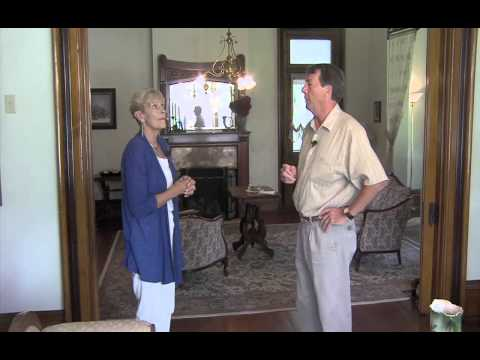Illinois Stories Fitz Randolph House WMEC TV:PBS Macomb