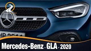 Mercedes-Benz GLA 2020 | Primeras Imágenes e Información | EL SUV MAS ECONÓMICO DE MERCEDES-BENZ... thumbnail