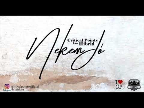 CP km. Hibrid  - NEKEM JÓ (Official Audio)
