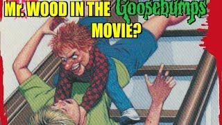 Mr. Wood Secretly In The Goosebumps Movie?