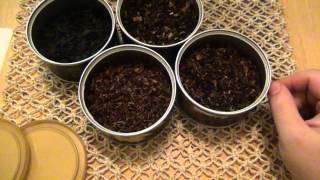 Pipe Smoking :  Different Kinds Of Tobacco