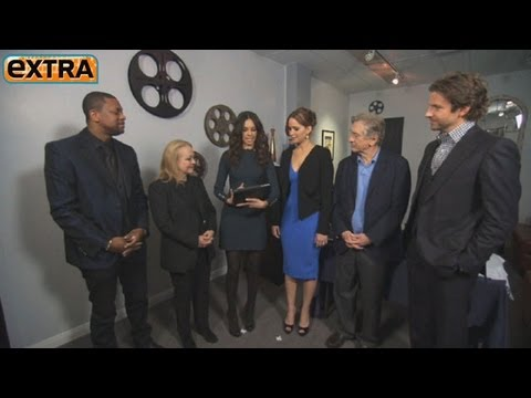 Hanging with the Cast of 'Silver Linings Playbook'