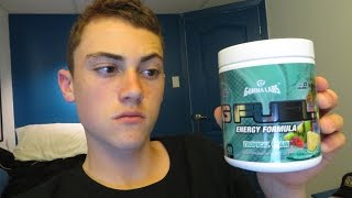 Tropical Rain G-FUEL Unboxing and Review