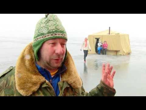 Peipsi jääle kerkis küla