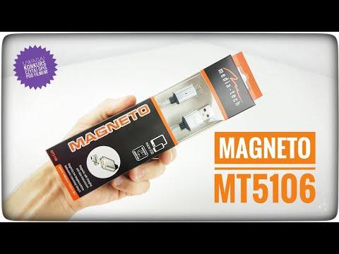 Recenzja Media-Tech MT5106 + KONKURS