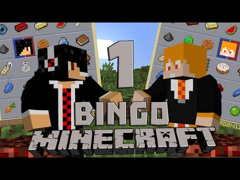 Minecraft : BINGO Map - ศึกครั้งนี้ไม่มีใครยอมใคร(1)