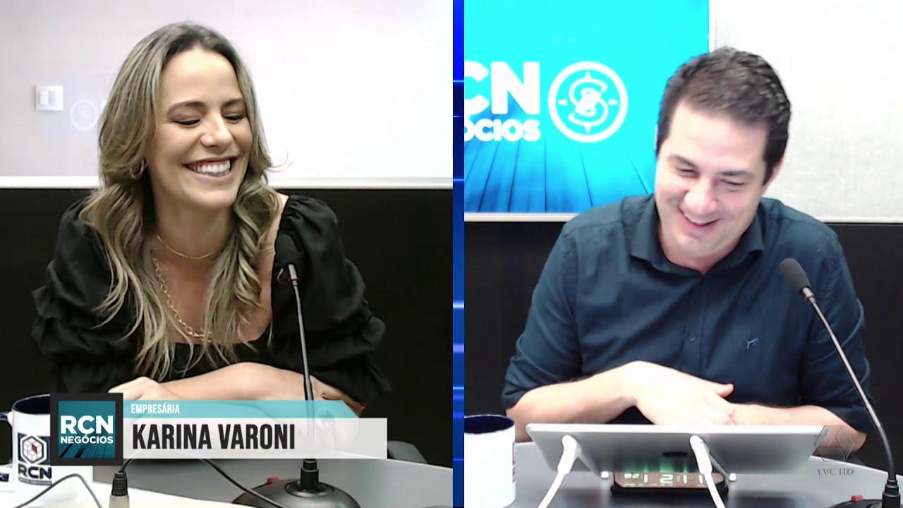 RCN Negócios (Sábado 24/10/2020) Com Karina Varoni