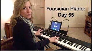 Yousician Piano: Day 55
