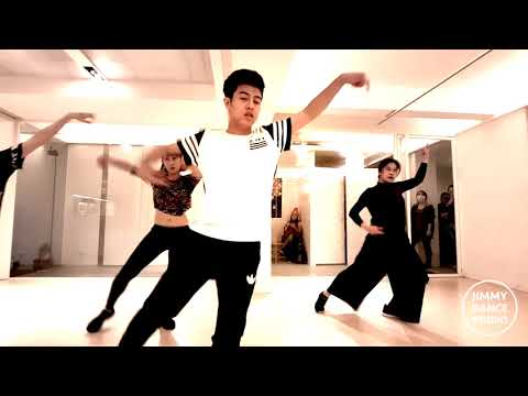 20171215 Jazz funk Choreographer by 冠綸/Jimmy dance Studio