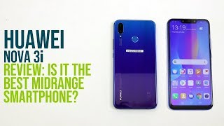 Huawei Nova 3i Unboxing and First Look + Giveaway - Amazing Looks!!! 🔥🔥🔥 (1)