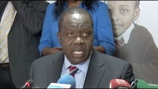 Matiang'i assures Ahero Girls KCSE candidates they will sit exams