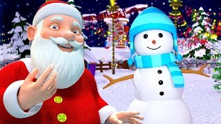 We Wish You A Merry Christmas | Xmas Songs & Music for Kids | Cartoons by Little Treehouse
