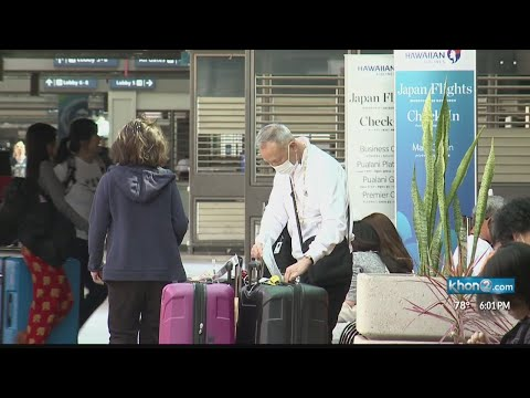 Hawaii tourist from Japan with coronavirus is now in critical condition