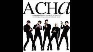 SUPER JUNIOR- GOOD FRIENDS & FEELS GOOD (A-CHA ALBUM)
