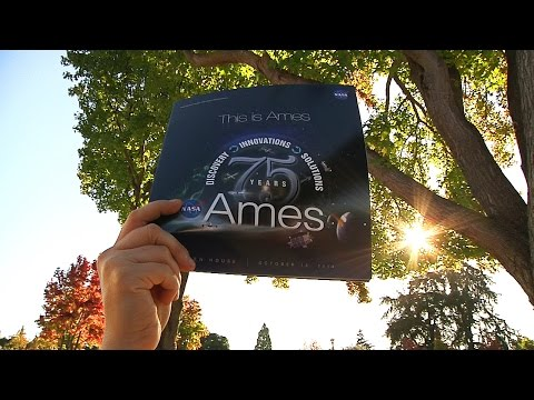NASA Ames Celebrates 75th Anniversary with Open House