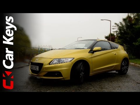 Honda CR-Z 2013 review - Car Keys