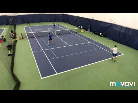 Tennis Doubles - NTC Feb/2018