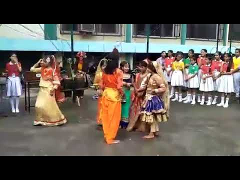 Dance On Radha Kaise Na Jale I Ft. Razia And Bhavya