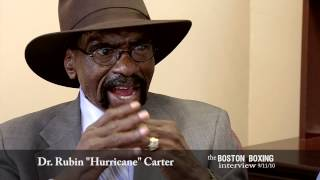 Rubin 'hurricane' Carter Interview - 9/11/10