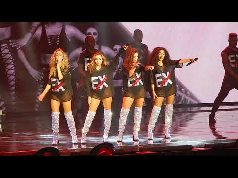 Little Mix Shout Out To My EX (Glory Days Tour)