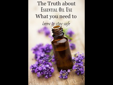The Truth About Essential Oils, Why I stopped using them and How To Stay Safe