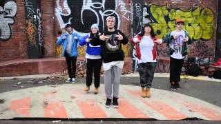 Bop Gun (One Nation) - Choreography by Andrew J Liu