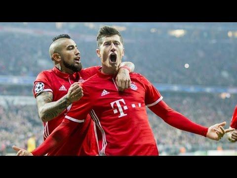 Бавария рома обзор матча