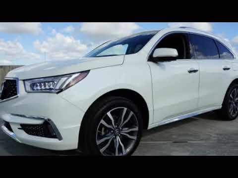 New 2019 Acura MDX Miami FL Ft-Lauderdale, FL #46430