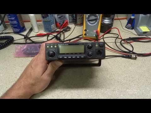 Mic Jack Repair Radio Shack HTX 212 2 Meter Ham Radio