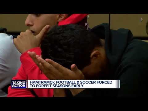 Hamtramck football and soccer forced to forfeit seasons early