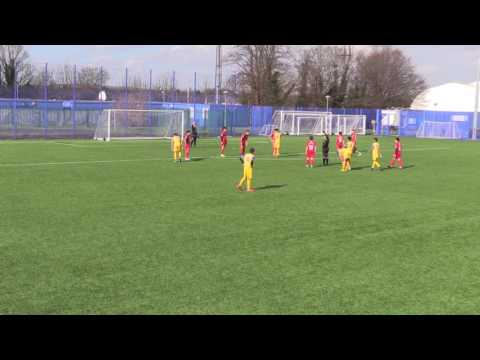 Leicester City FC Thai INT Academy 4 - 3 Panjab national football team 4.3.17