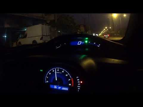 Acceleration Test Civic FD 1.8 at