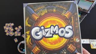 Gizmos VF  -  Regle du jeu VF - EDGE #282