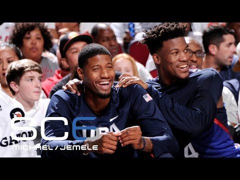 Jimmy Butler And Paul George Could Bridge Gap For Cavaliers | SC6 | June 19, 2017