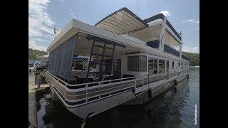 2003 Horizon 19 x 86WB Houseboat For Sale on Norris Lake TN