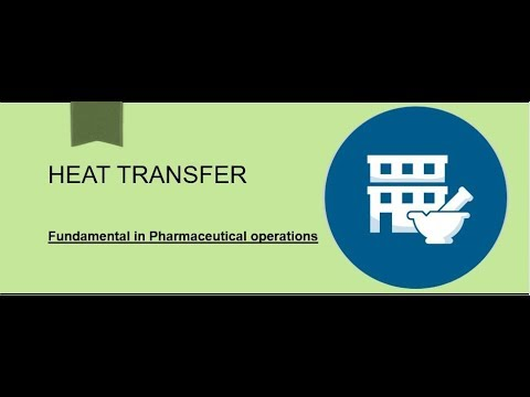Heat transfer (Industrial Pharmacy)