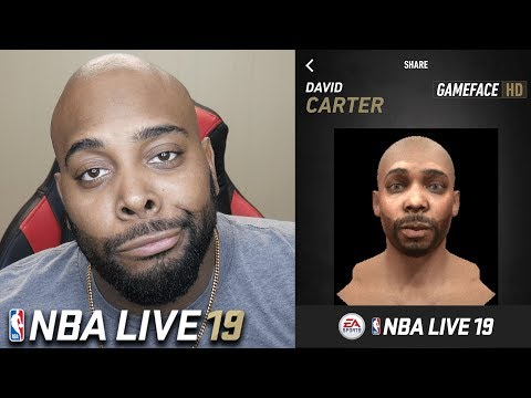 NBA LIVE 19 FACESCAN - THE HONEST TRUTH YOU NEED TO KNOW! Full Breakdown For Live 19 vs Live 18