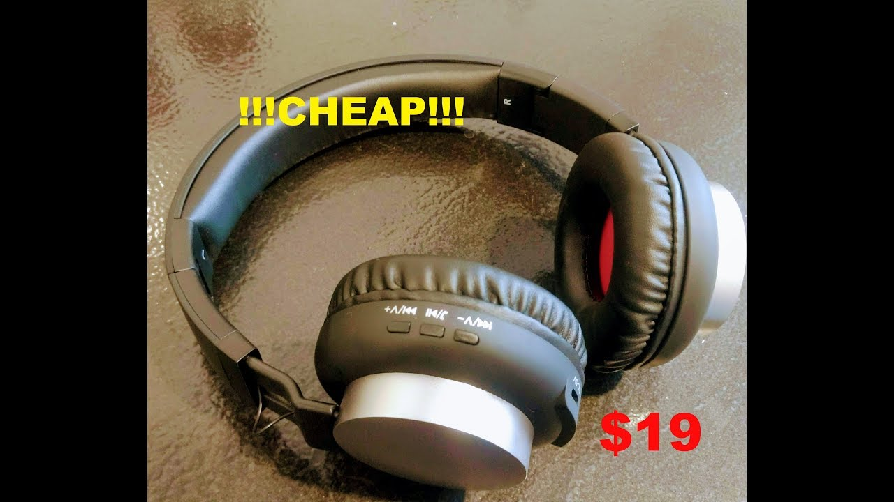 Cheap Kmart Bluetooth Headphones 19 Youtube