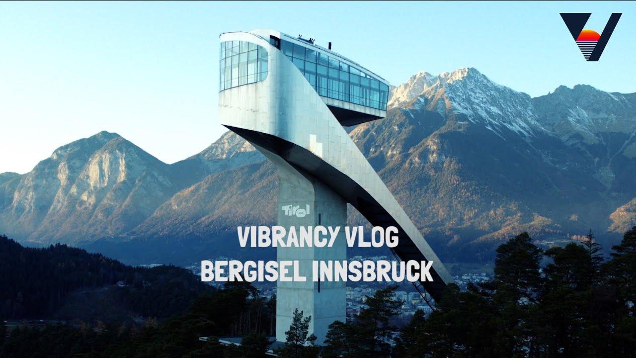 Download Vibrancy Vlog at Bergisel - Best Place to Visit in Innsbruck