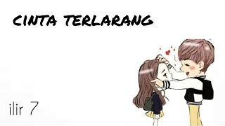 Cinta terlarang - ILIR 7 (lyrics video) by Good Music