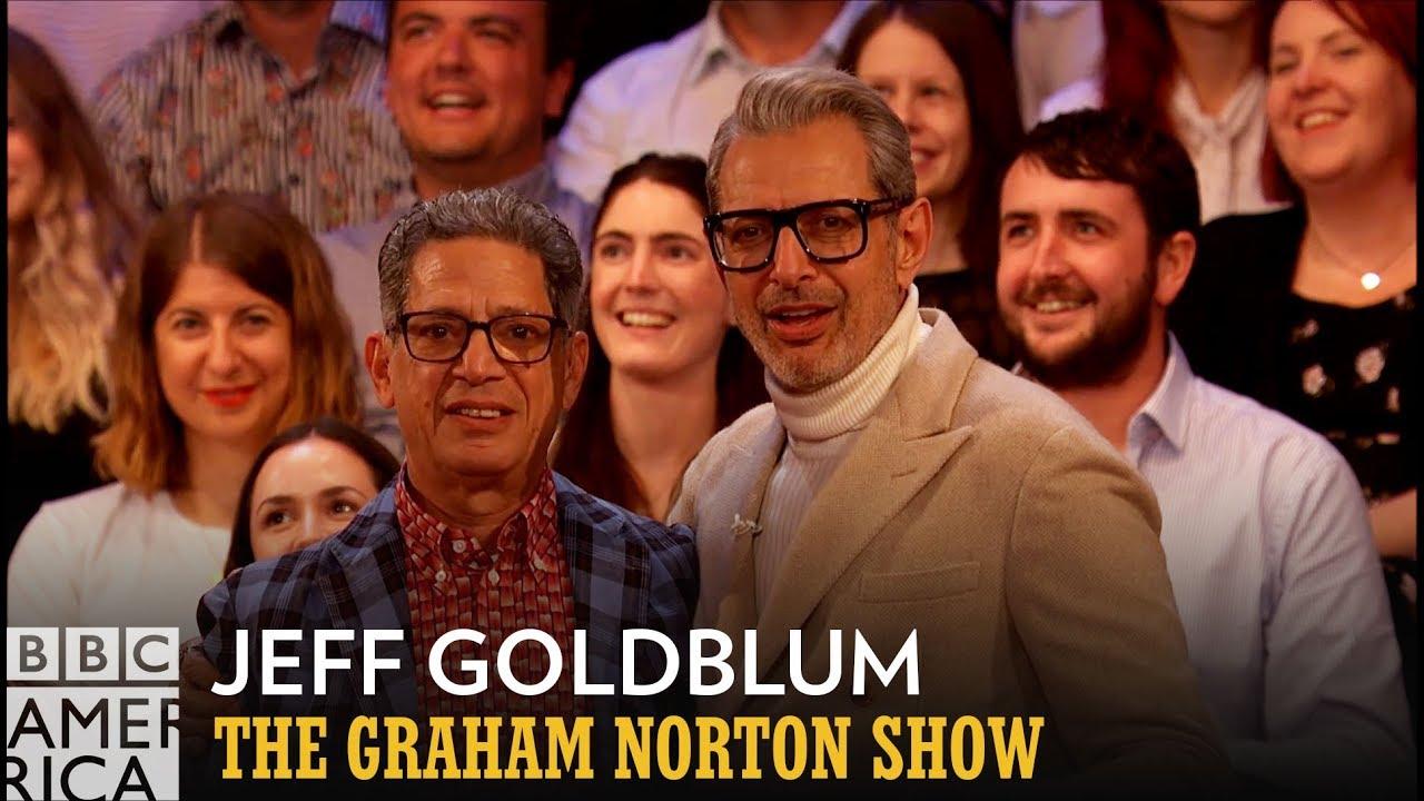 Jeff Goldblum Discovers His Many Doppelgängers - The Graham Norton Show