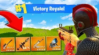 99.9% VON PEOPLE WON'T GET THIS LEGENDARY LOADOUT! (Fortnite Battle Royale Tägliche beste Momente)