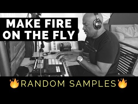 Making Fire On The Fly With Maschine MK3 | Sample Pack Review