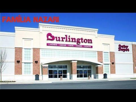 Burlington EUA Loja de Outlet