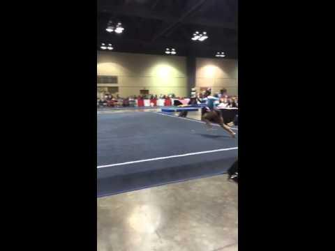 blues and barbecue gymnastics meet
