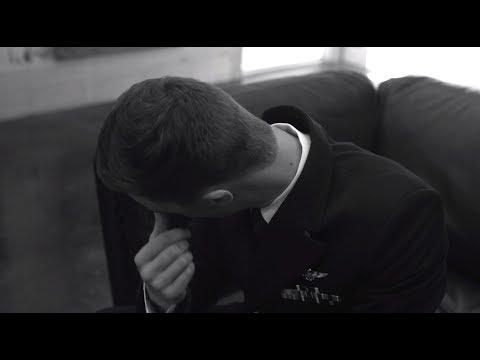 Groom Cries During Bride's Vows, Bowing Oaks Plantation Wedding   Markley Wedding Trailer