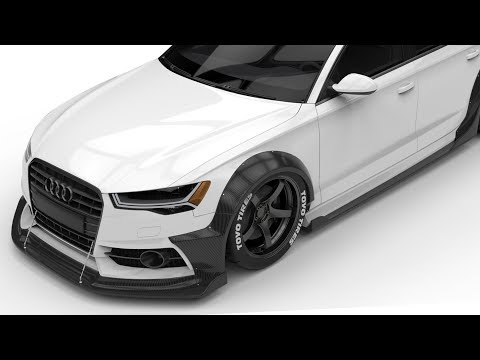 THE ROAD TO SEMA |  ALLROAD OUTFITTERS