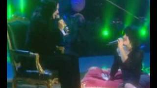 Ozzy and kelly osbourne - Changes live