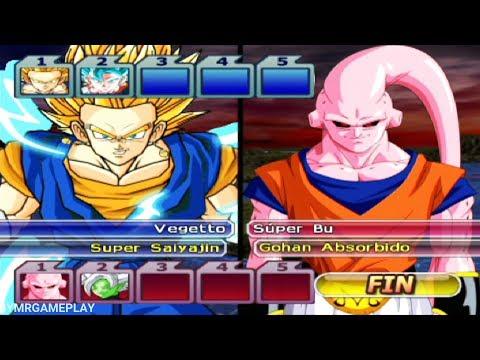 Dragon Ball Z Shin Budokai 2 en PPSSPP (Emulador de PSP)   FunnyCat TV